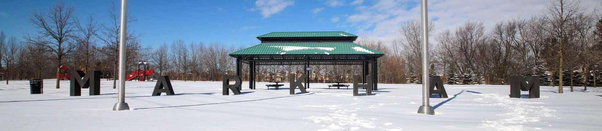 markham ontario winter park