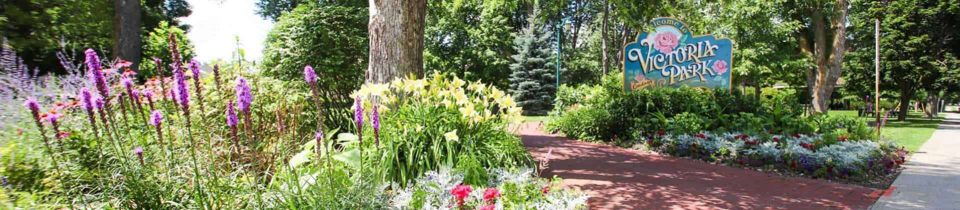 Lindsay Ontario Victoria Park