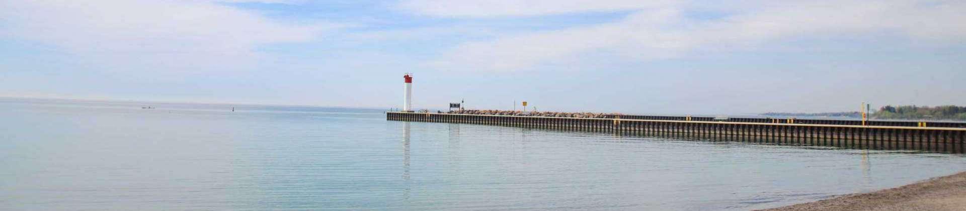 Whitby Ontario waterfront Durham Region