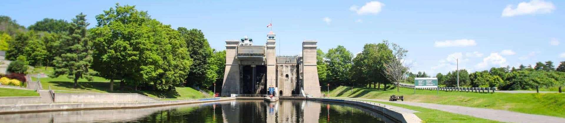 Peterborough Ontario locks