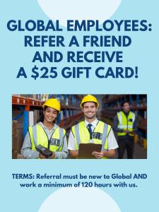 employee referral program gift card